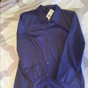 NWT Long blouse.
